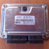 AUDI A4 B6 1.9 TDI 96KW RJ MOTORA 038906019LJ  0281011222