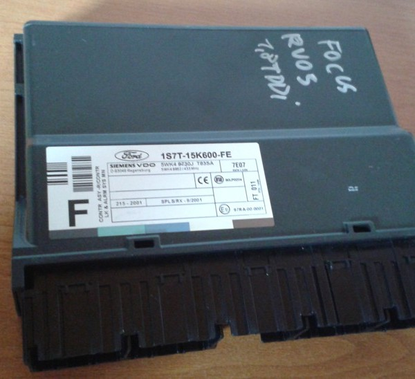 FORD FOCUS 1 1S7T-15K600-FE  1S7T15K600FE