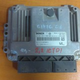 HONDA CIVIC 2.2ICDTI RJ motora 0281012660